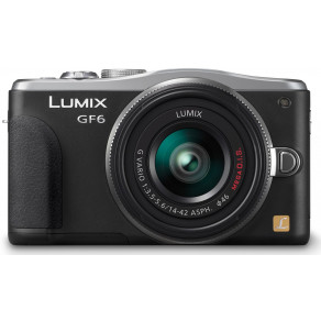 Фотоаппарат Panasonic DMC-GF6 Kit 14-42mm Black
