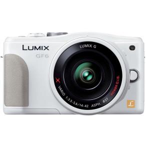 Фотоаппарат Panasonic DMC-GF6 Kit 14-42mm White