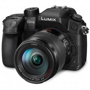 Фотоаппарат Panasonic DMC-GH4 Kit 14-140mm
