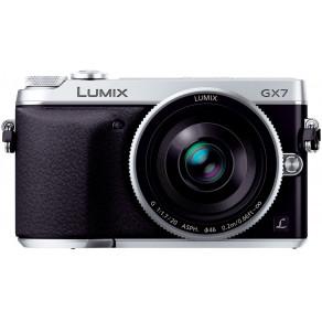 Фотоаппарат Panasonic DMC-GX7 Kit 20 mm Silver