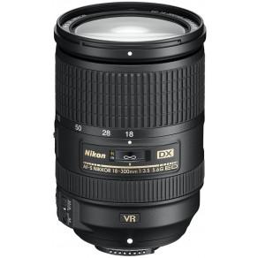 Объектив Nikon AF-S DX 18-300mm f/3.5-5.6G ED VR