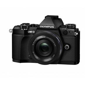 Фотоаппарат Olympus OM-D E-M5 Mark II Pancake Zoom 14-42 Kit Black/Black