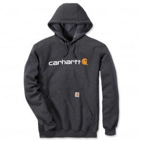 Худи Carhartt Signature Logo Hooded Sweatshirt (100074)
