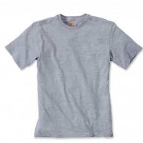 Футболка Carhartt Maddock T-Shirt S/S - 101124 (Heather Grey)