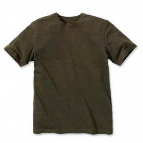 Футболка Carhartt Maddock T-Shirt S/S - 101124 (Moss Heather)