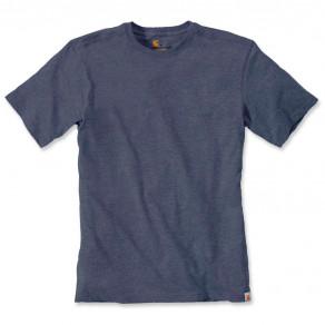 Футболка Carhartt Maddock T-Shirt S/S - 101124 (Indigo Heather)