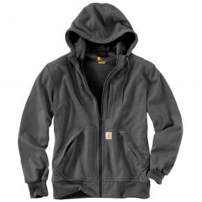 Худи Carhartt Wind Fighter Hooded Sweatshirt - 101759 (Carbon Heather)