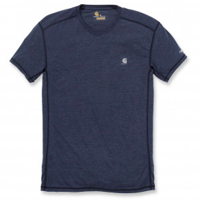 Футболка Carhartt Force Extremes T-Shirt S/S 102960 (Navy Heather)