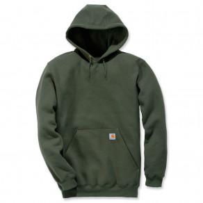 Худи Carhartt Hooded Sweatshirt - K121 (Moss)