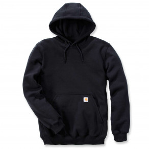 Худи Carhartt Hooded Sweatshirt K121 (Black)