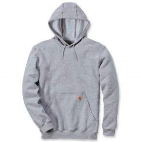 Худи Carhartt Hooded Sweatshirt - K121 (Heather Grey)