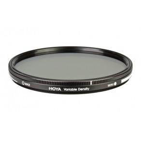 Фильтр нейтрально-серый переменной плотности Hoya Variable Density (1,5-9 стопов) 77 мм