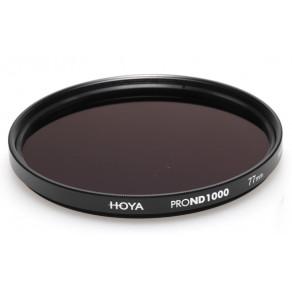 Фильтр нейтрально-серый Hoya Pro ND 1000 (10 стопов) 77 мм