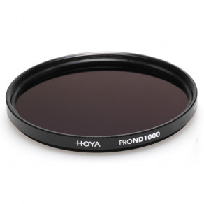 Фильтр нейтрально-серый Hoya Pro ND 1000 (10 стопов) 58 мм