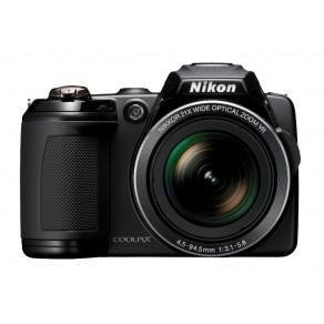 Фотоаппарат Nikon Coolpix L120 black