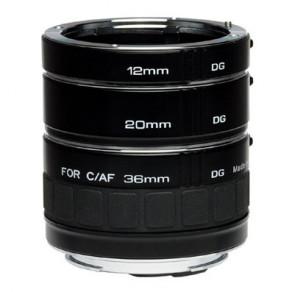 Набор автофокусных макроколец Kenko 12/20/36mm Sony