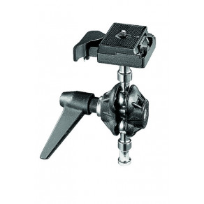 Держатель Manfrotto 155RC tilt top head with Quick plate