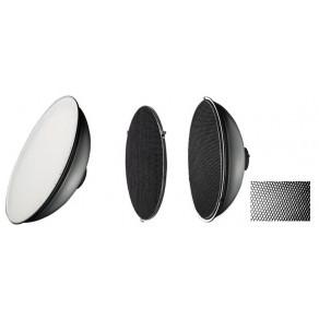 Набор рефлектор+соты+beauty dish Mircopro 405
