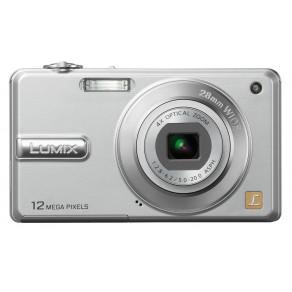 Фотоаппарат Panasonic Lumix DMC-F3 silver