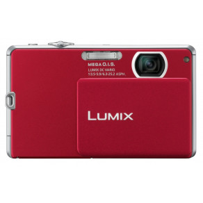 Фотоаппарат Panasonic Lumix DMC-FP2 red