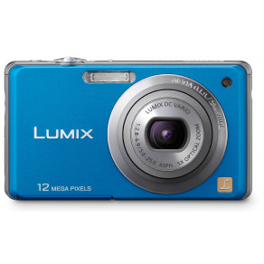 Фотоаппарат Panasonic Lumix DMC-FS10 blue