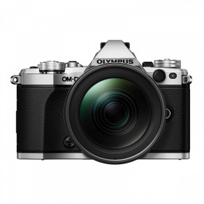 Фотоаппарат Olympus OM-D E-M5 Mark II 12-40 PRO Kit Silver/Black