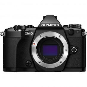 Фотоаппарат Olympus OM-D E-M5 Mark II Body Black