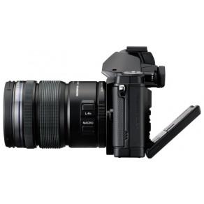 Фотоаппарат Olympus OM-D E-M5 Mark II Kit 14-150 II Black/Black