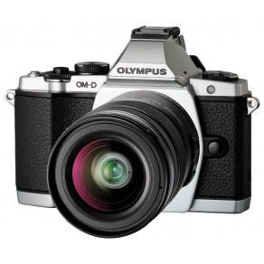 Фотоаппарат Olympus OM-D E-M5 Mark II Kit 14-150 II Silver/Black