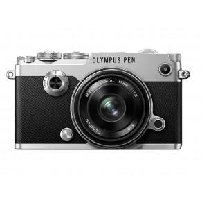 Фотоаппарат Olympus PEN-F Kit 17mm f/1.8 Silver/Black