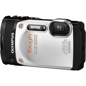 Фотоаппарат Olympus TG-860 White WP iHS Wi-Fi