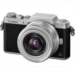 Фотоаппарат Panasonic DMC-GF7 Kit 12-32mm Silver