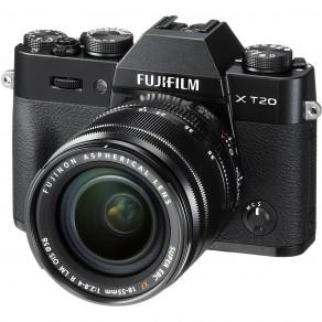 Фотоаппарат Fujifilm X-T20 Kit Black 18-55