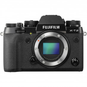 Фотоаппарат Fujifilm X-T2 Body Black