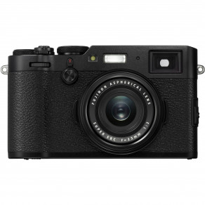 Фотоаппарат Fujifilm X100F Black EE