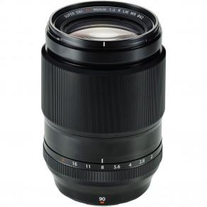 Объектив Fujifilm XF 90mm f/2 Macro R LM WR