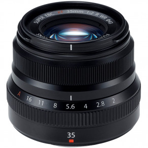 Объектив Fujifilm XF 35mm f/2.0 Black