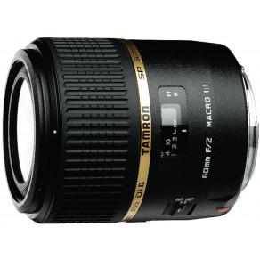 Объектив Tamron Di II 60mm f/2.0 SP LD (IF) Macro 1:1 (Canon)