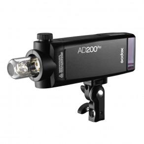 Студийная карманная вспышка Godox AD200Pro (200Дж)
