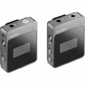 Радиосистема Godox MoveLink M1 для фото/видео камер и смартфонов