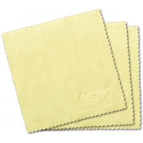 Салфетка микрофибра Green Clean Silky Wipes 25x25см (3 шт)