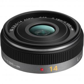 Объектив Panasonic Micro 4/3 14mm f/2.5 ASPH