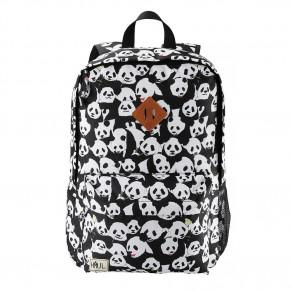 Детский школьный рюкзак Haul Panda (30х40х15 см)