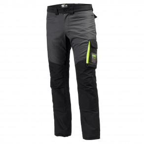 Штаны Helly Hansen Aker Work Pant - 77400 (Black/Dark Grey)