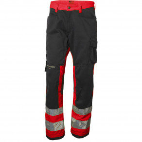 Штаны Helly Hansen Alna Pant Cl 1 - 77410 (HV Yellow/Charcoal)
