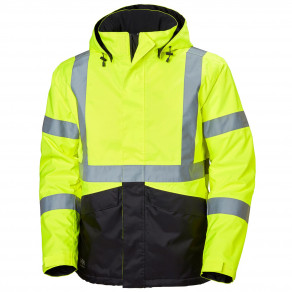 Куртка сигнальная Helly Hansen Alta Winter Jacket - 71332 (Hv Yellow/Charcoa)