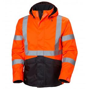 Куртка сигнальная Helly Hansen Alta Winter Jacket - 71332 (Orange/Ebony)