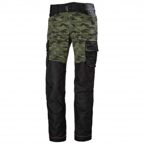 Штаны Helly Hansen Chealsea Evolution Service Pant - 77445 (Camo)