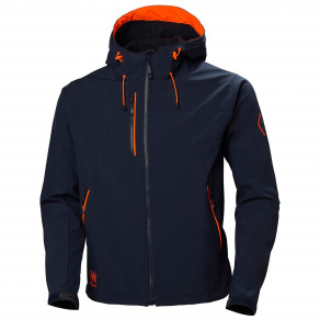 Куртка Helly Hansen Chelsea Evolution Hooded Softshell - 74140 (Navy)