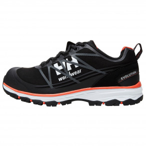 Ботинки Helly Hansen Chelsea Evolution Low - 78224 (Black/Orange)